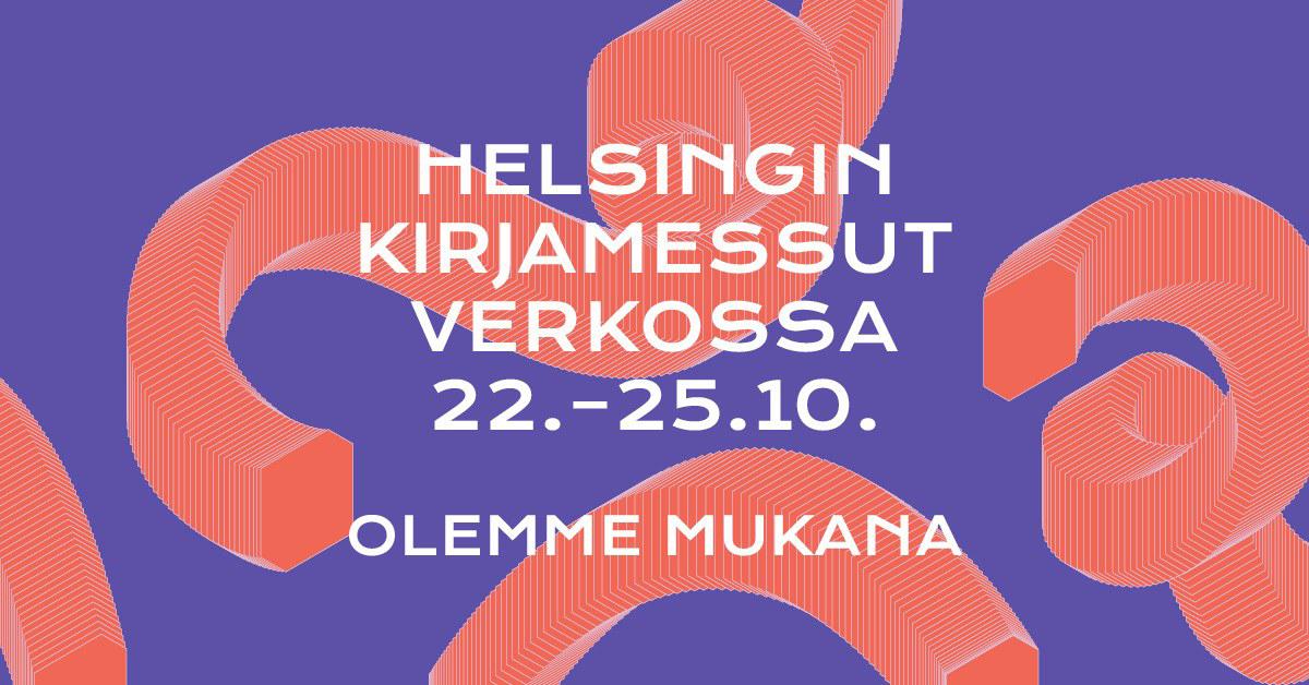 Helsingin Kirjamessut Ohjelma