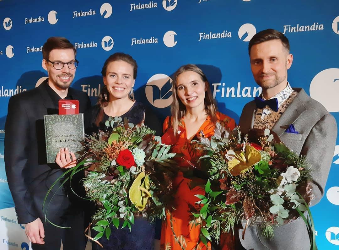finlandia ehdokkaat 2020